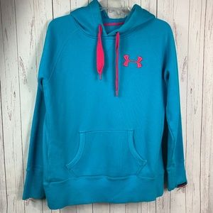 Under armour hoodie sweatshirt women's oversized s